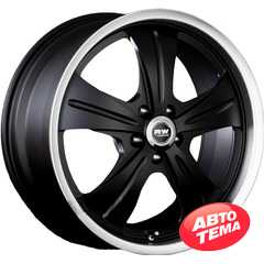 Купить RW (RACING WHEELS) HF-611 DB-P R22 W10 PCD5x150 ET45 DIA110.2