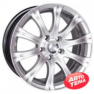 Купить RW (RACING WHEELS) H-285 HS R14 W6 PCD4x100 ET38 DIA67.1