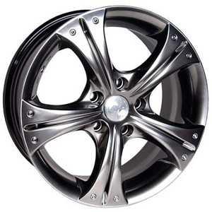 Купить RW (RACING WHEELS) H-253 HPT R14 W6 PCD4x98 ET38 DIA58.6