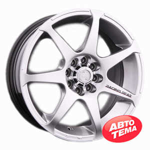 Купить RW (RACING WHEELS) H-117 HS R15 W6.5 PCD10x100/114 ET45 DIA73.1