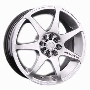 Купить RW (RACING WHEELS) H-117 HS R15 W6.5 PCD10x100/114 ET45 DIA73.1