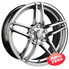 Купить RW (RACING WHEELS) H-109 HS R14 W6 PCD4x114.3 ET38 DIA67.1