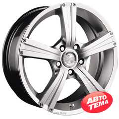 Купить RW (RACING WHEELS) H-326 HS R13 W5.5 PCD4x98 ET38 DIA58.6