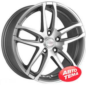 Купить RW (RACING WHEELS) H-495 DDN-F/P R16 W7 PCD5x114.3 ET40 DIA67.1