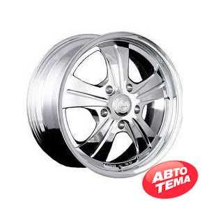 Купить RW (RACING WHEELS) H-611 CHROME R22 W9 PCD5x150 ET45 DIA110.2