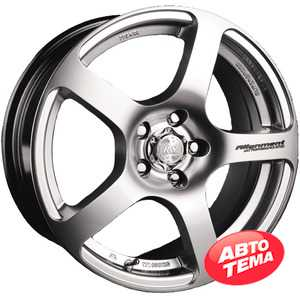 Купить RW (RACING WHEELS) H-218 HS R16 W7 PCD5x112 ET45 DIA57.1