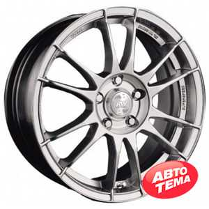 Купить RW (RACING WHEELS) H-333 HS R13 W5.5 PCD4x100 ET38 DIA67.1