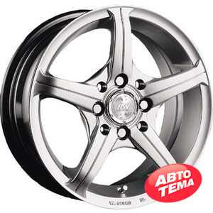 Купить RW (RACING WHEELS) H-232 HS R13 W5.5 PCD4x100 ET38 DIA67.1