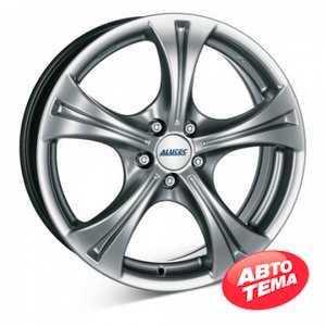 Купить ALUTEC Silver R16 W7 PCD5x100 ET38 DIA63.3