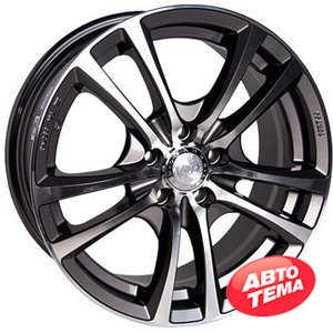 Купить RW (RACING WHEELS) H346 GMF/P R14 W6 PCD4x100 ET35 DIA67.1
