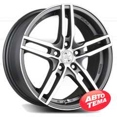 Купить RW (RACING WHEELS) H534 DDNF/P R16 W7 PCD4x114.3 ET40 DIA67.1