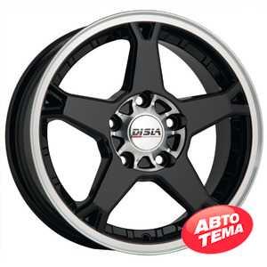 Купить DISLA RAPIDE 509 BD R15 W6.5 PCD5x114.3 ET38 DIA67.1