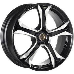 Купить KOSEI RX Black R17 W7 PCD5x108 ET38 DIA73.1