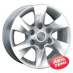 Купить REPLICA Toyota TY 87 S R16 W7 PCD6x139.7 ET30 DIA106.1