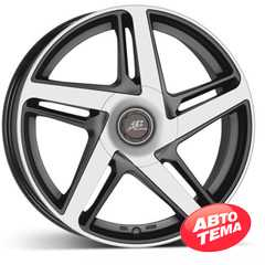 AEZ AirBlade Black matt/polished - Интернет магазин резины и автотоваров Autotema.ua