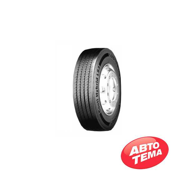 CONTINENTAL Conti Hybrid LS3 - Интернет магазин резины и автотоваров Autotema.ua