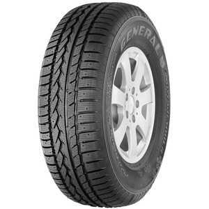 Купить Зимняя шина GENERAL TIRE Snow Grabber 235/60R18 107H