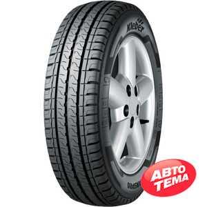 Купить Летняя шина KLEBER Transpro 185/80R14C 102R