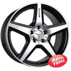 Купить GIANT GT 1175 B4 R17 W7.5 PCD5x112 ET35 DIA66.6