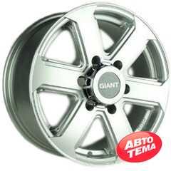 Купить GIANT GT 1053 S4 R16 W7 PCD6x139.7 ET10 DIA110.1
