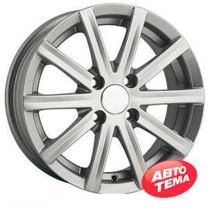 Купить ANGEL Baretta 405 S R14 W6 PCD4x108 ET25 DIA65.1