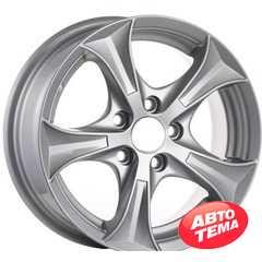Купить Легковой диск ANGEL Luxury 406 S R14 W6 PCD4x108 ET37 DIA67.1