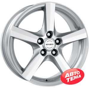 Купить ENZO H Silver R13 W5 PCD4x108 ET32 DIA65.1