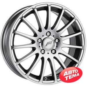 Купить AEZ Xylo Silver R15 W6.5 PCD5x100 ET40 DIA60.1
