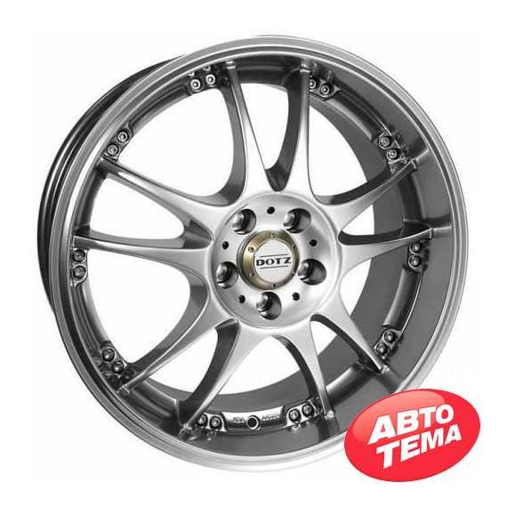 DOTZ Brands Hatch Silver - Интернет магазин резины и автотоваров Autotema.ua