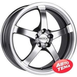 Купить DOTZ Daytona Silver R16 W7 PCD5x112 ET35 DIA70.1