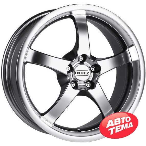 DOTZ Daytona Silver - Интернет магазин резины и автотоваров Autotema.ua