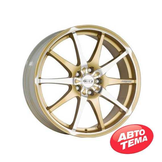 DOTZ Shuriken Gold - Интернет магазин резины и автотоваров Autotema.ua