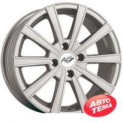 Купить ANGEL Mirage 610 S R16 W7 PCD5x112 ET38 DIA66.6