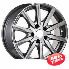 Купить Angel Raptor 602 SD R16 W7 PCD5x112 ET38 DIA66.6