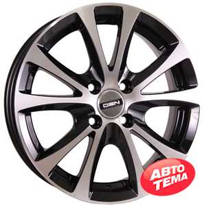 Купить TECHLINE 659 BD R16 W6.5 PCD5x114.3 ET38 DIA73.1