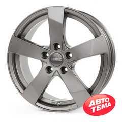 Купить DEZENT TD Graphit R15 W6 PCD5x100 ET38 DIA57.1