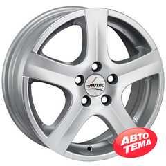 Купить AUTEC Nordic Brillantsilber R15 W6 PCD5x100 ET38 DIA57.1