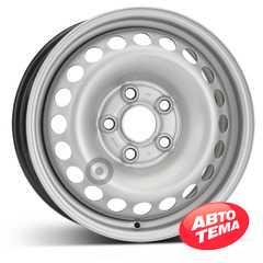 Купить ALST (KFZ) 7910 Silver R16 W6 PCD5x100 ET45 DIA54.1