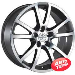 Купить FONDMETAL 7400 Titanium Plus Polished R18 W8 PCD5x120 ET40 DIA72.6