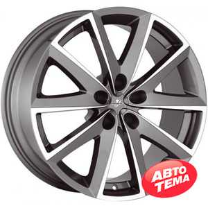 Купить FONDMETAL 7600 Titanium Plus Polished R18 W8 PCD5x112 ET38 DIA57.1
