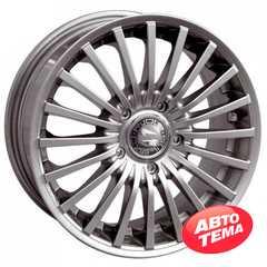 Купить STILAUTO SR 1800 Super Look R16 W7 PCD5x114.3 ET42 DIA67.1