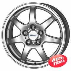 ALUTEC Spyke Silver - Интернет магазин резины и автотоваров Autotema.ua