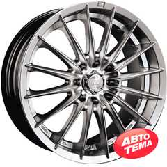 Купить RW (RACING WHEELS) H-155 HPT R15 W6.5 PCD4x98 ET35 DIA58.6