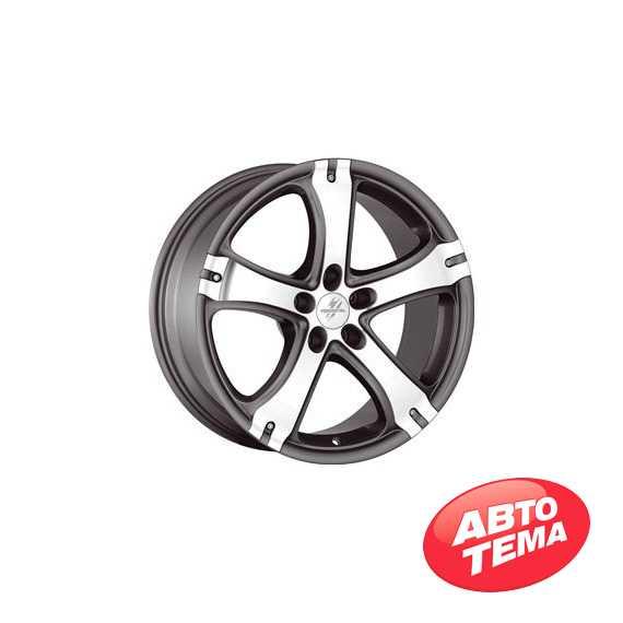 FONDMETAL 7500 Titanium Polished! - Интернет магазин резины и автотоваров Autotema.ua
