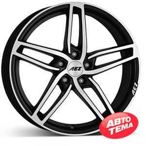 Купить AEZ Genua dark R18 W8 PCD5x112 ET40 DIA66.6