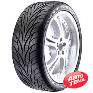 Купить Летняя шина FEDERAL Super Steel 595 245/45R17 95V
