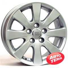 Купить WSP ITALY TRIPOLI W1754 (SILVER - Серебро) R16 W6.5 PCD5x114.3 ET45 DIA60.1