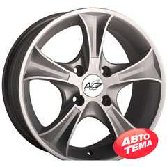 Купить ANGEL Luxury 406 SD R14 W6 PCD5x100 ET37 DIA57.1