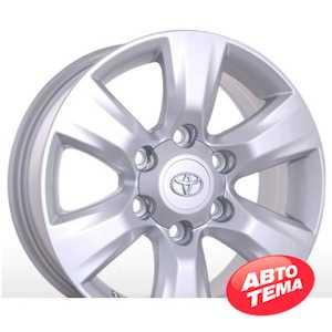 Купить REPLICA A-R282 Silver R18 W7.5 PCD6x139.7 ET30 DIA106.2