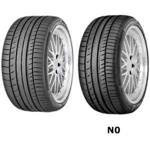 Купить Летняя шина CONTINENTAL ContiSportContact 5 265/60R18 110V
